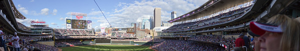 Minnesota Twins Stadium