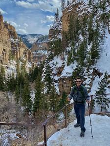 Dead Horse Creek Canyon || Hanging Lake, Colorado