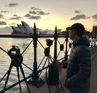 Sydney Opera House Sunrise