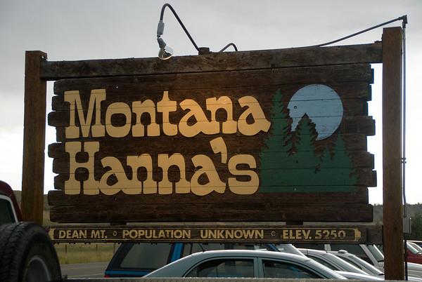 Soutern Montana - GPS