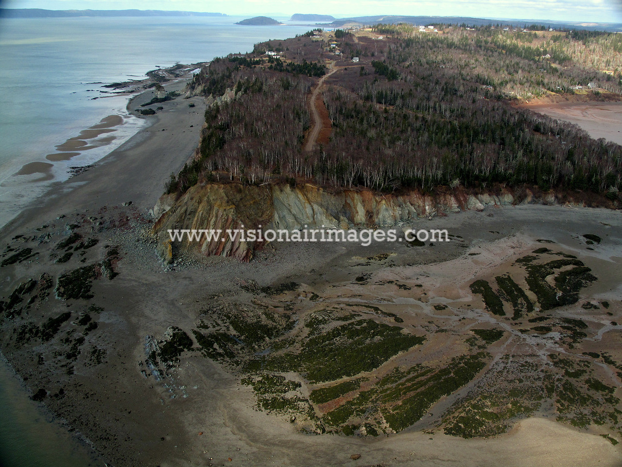 Greenhill, Bay of Fundy, Nova Scotia, Canada