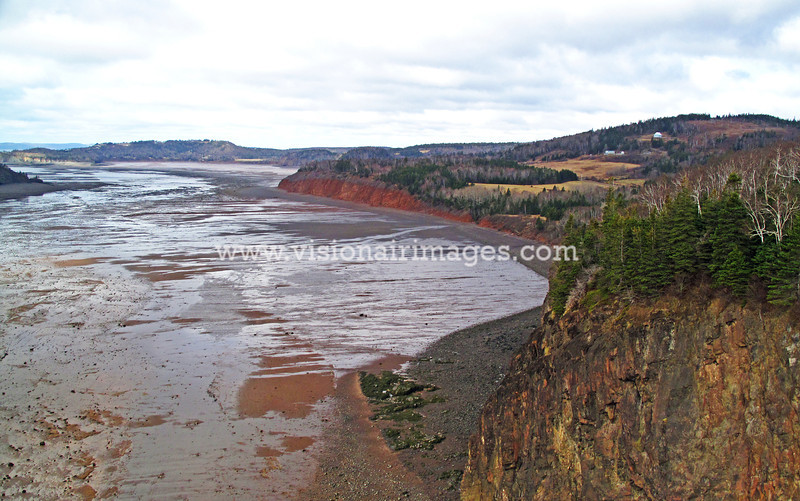 Two Islands, Bay of Fundy, Nova Scotia, Canada