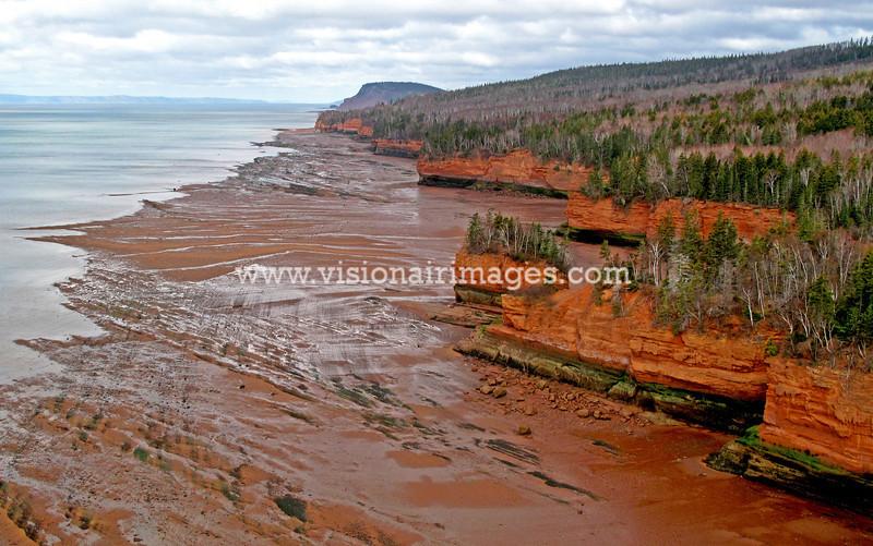Lower Economy Coastal, Nova Scotia, Canada