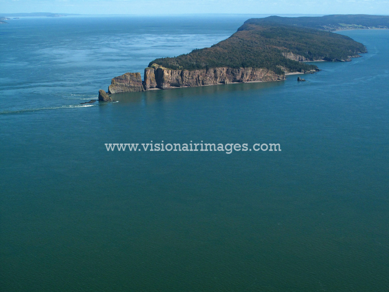 Cape Split, Scots Bay, Bay of Fundy, Nova Scotia, Canada