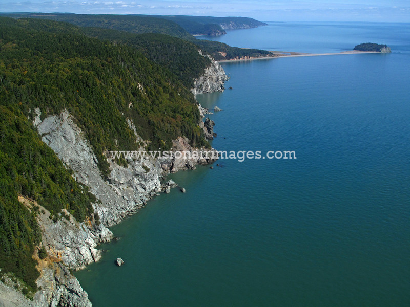 Goose Creek, Bay of Fundy Coast, New Brunswick, Canada