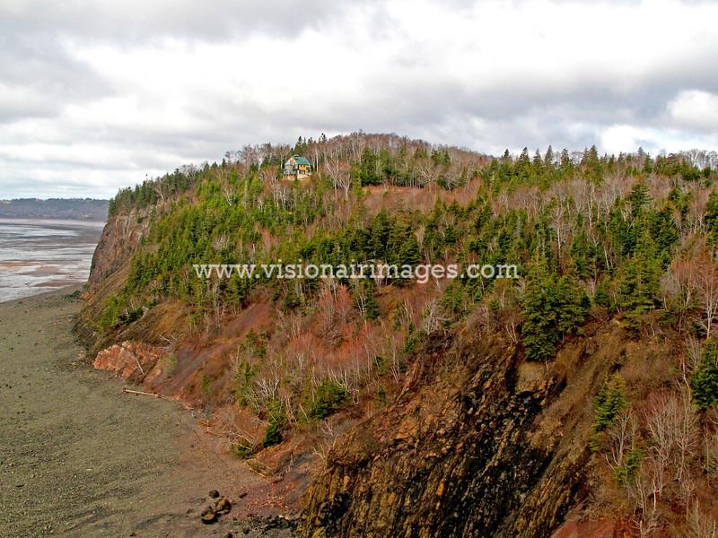 Two Islands, Bay of Fundy, Nova Scotia, Canada