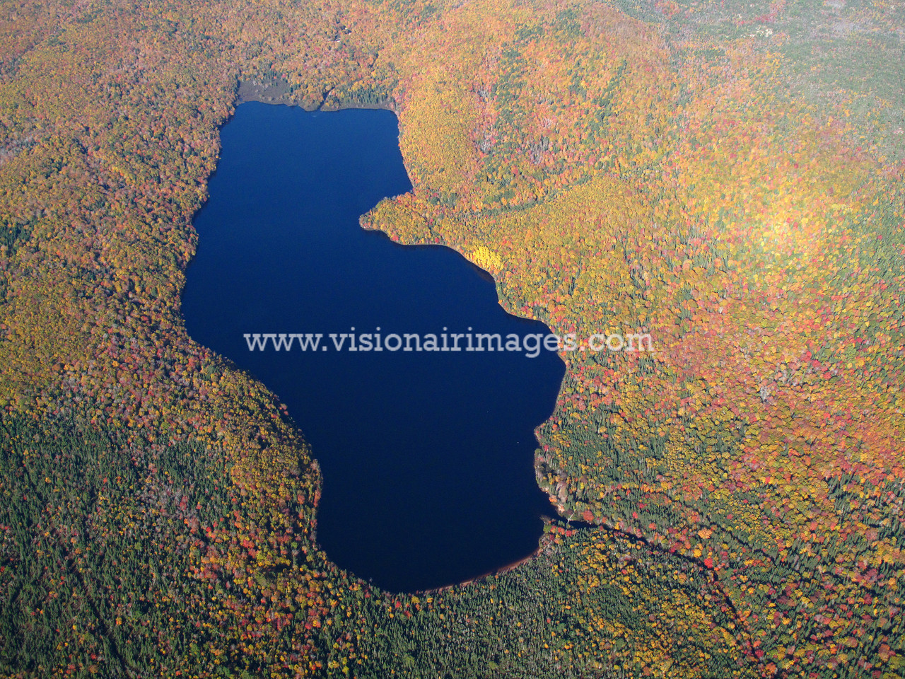 Warren Lake, 3000', Cape Breton Highlands National Park, Ingonish Area, Cape Breton, Nova Scotia