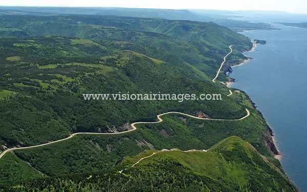 Cape Breton Highlands National Park, Cabot Trail, Cheticamp, Nova Scotia, Canada