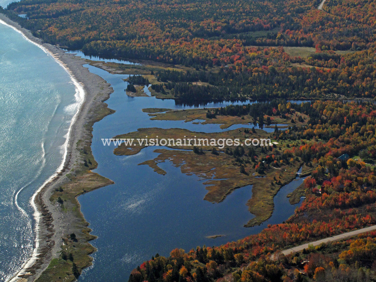 Indian Brook, Cabot Trail, 30, Sydney, Nova Scotia, Canada