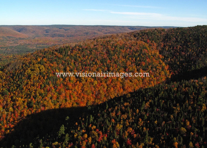 North River Area, Cape Breton Island, Nova Scotia, Canada