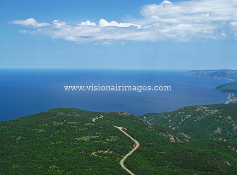Cape Breton Highlands National Park, Cabot Trail, Plesant Bay, Nova Scotia, Canada