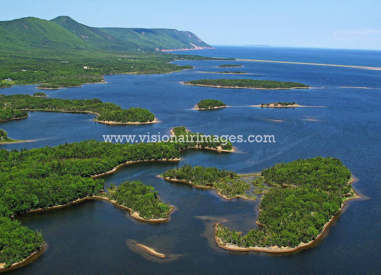 Aspy Bay, Aspy Fault, Cape Breton Island, Nova Scotia, Canada