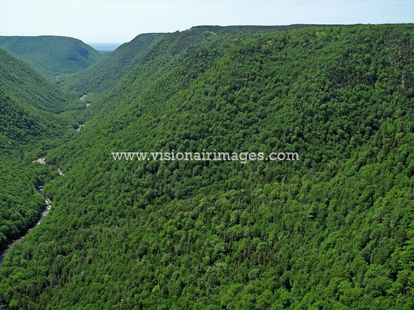 Cape Breton Highlands National Park, Nova Scotia, Canada