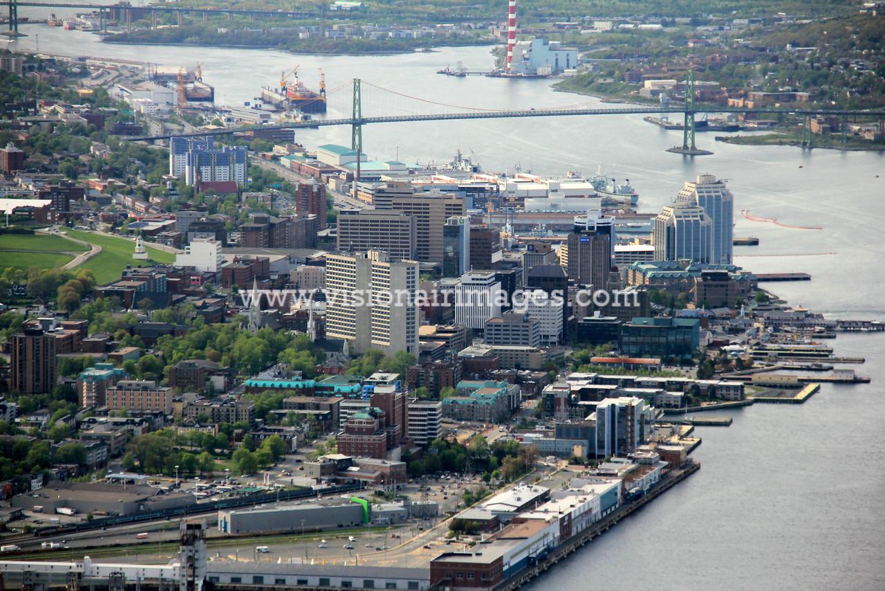 Halifax Downtown 2011