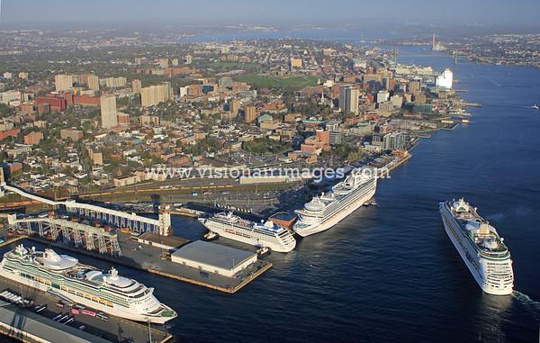 CruiseShipHalifax Fall2011