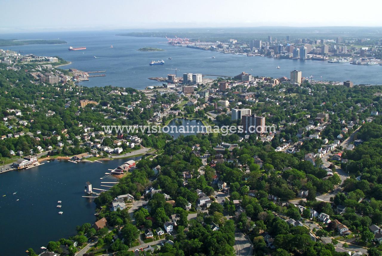 Mount Pleasant Avenue, Dartmouth, Nova Scotia, Canada