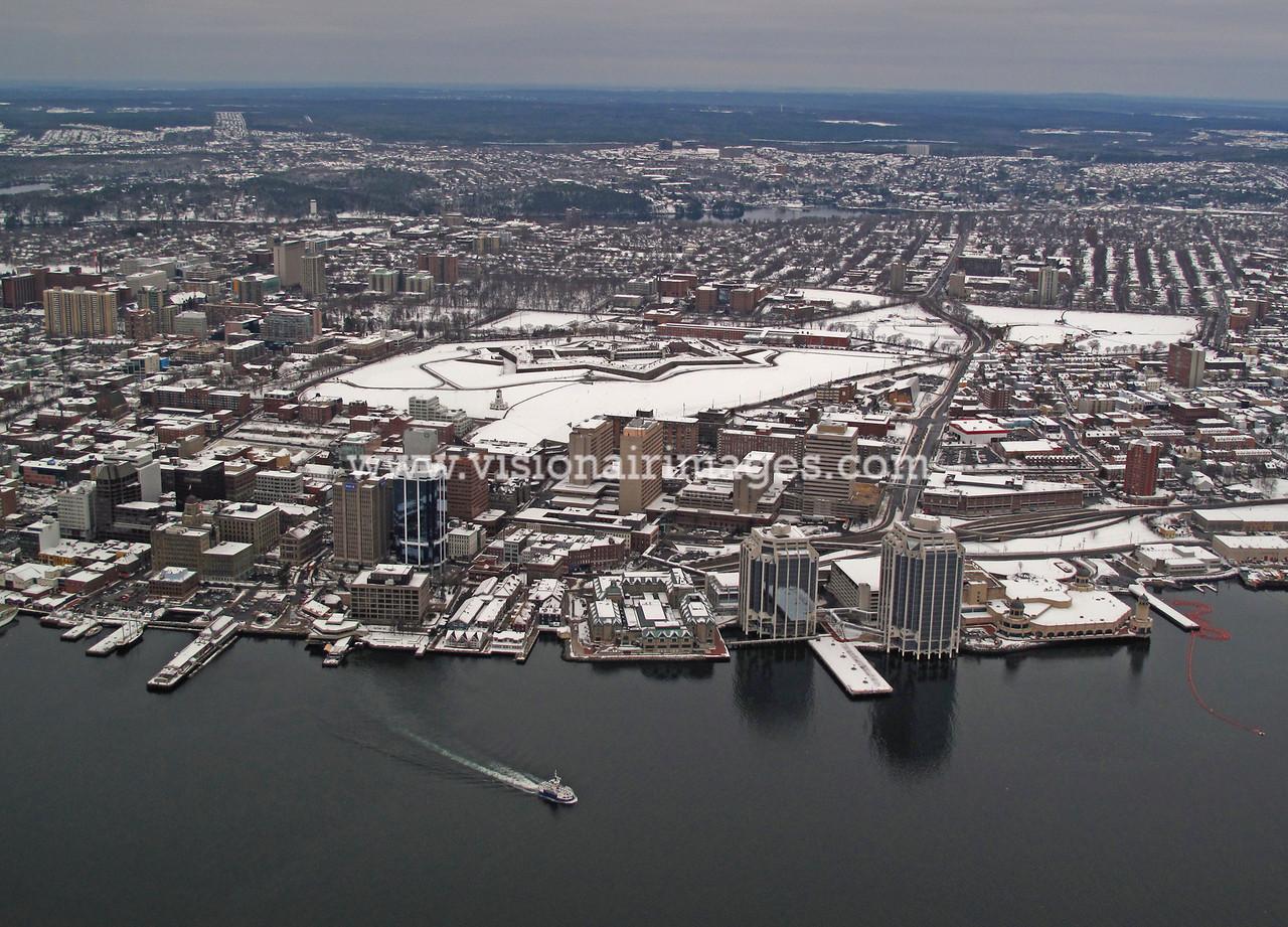 Halifax FirstSnowfall 2011