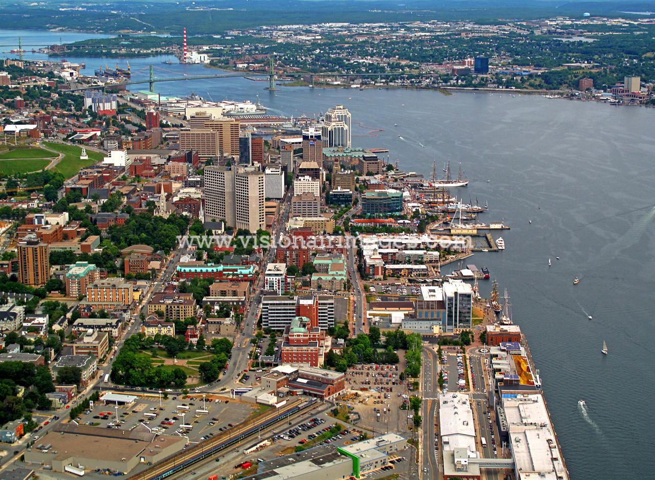 Marginal Road, Halifax, Nova Scotia, Canada