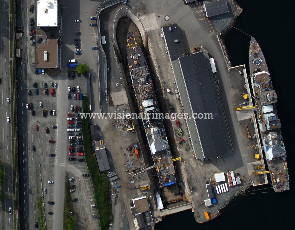 Niobe Gate Bridge, Dartmouth, Nova Scotia, Canada