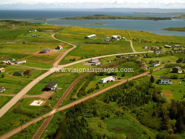 Highway 4, 4, Antigonish, Nova Scotia, Canada