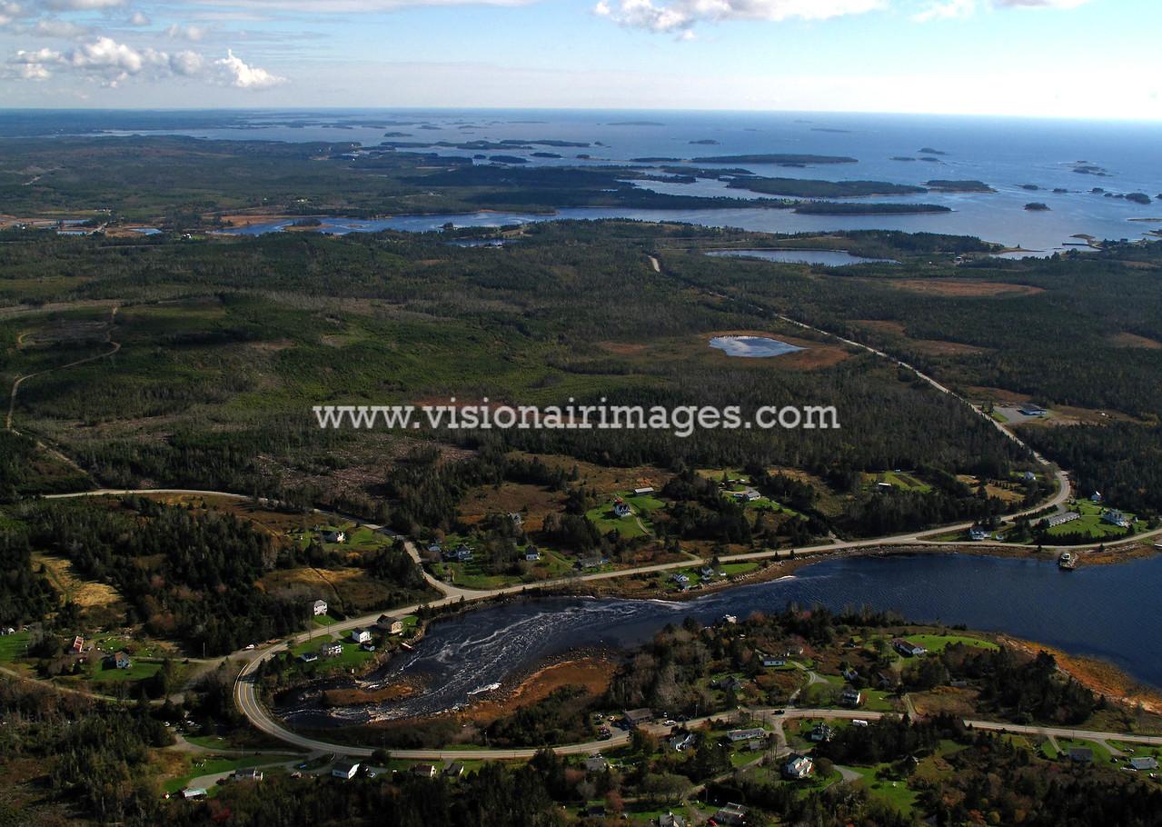 Port Dufferin, Nova Scotia, Canada