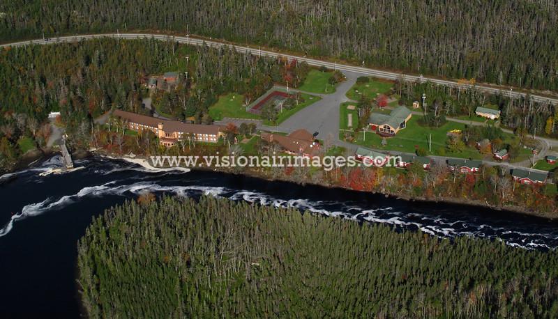 Liscomb Lodge, Liscomb River, Nova Scotia, Canada