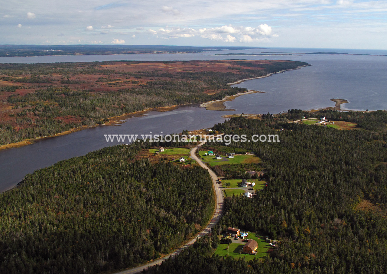 Near Country Harbour, Nova Scotia, Canada