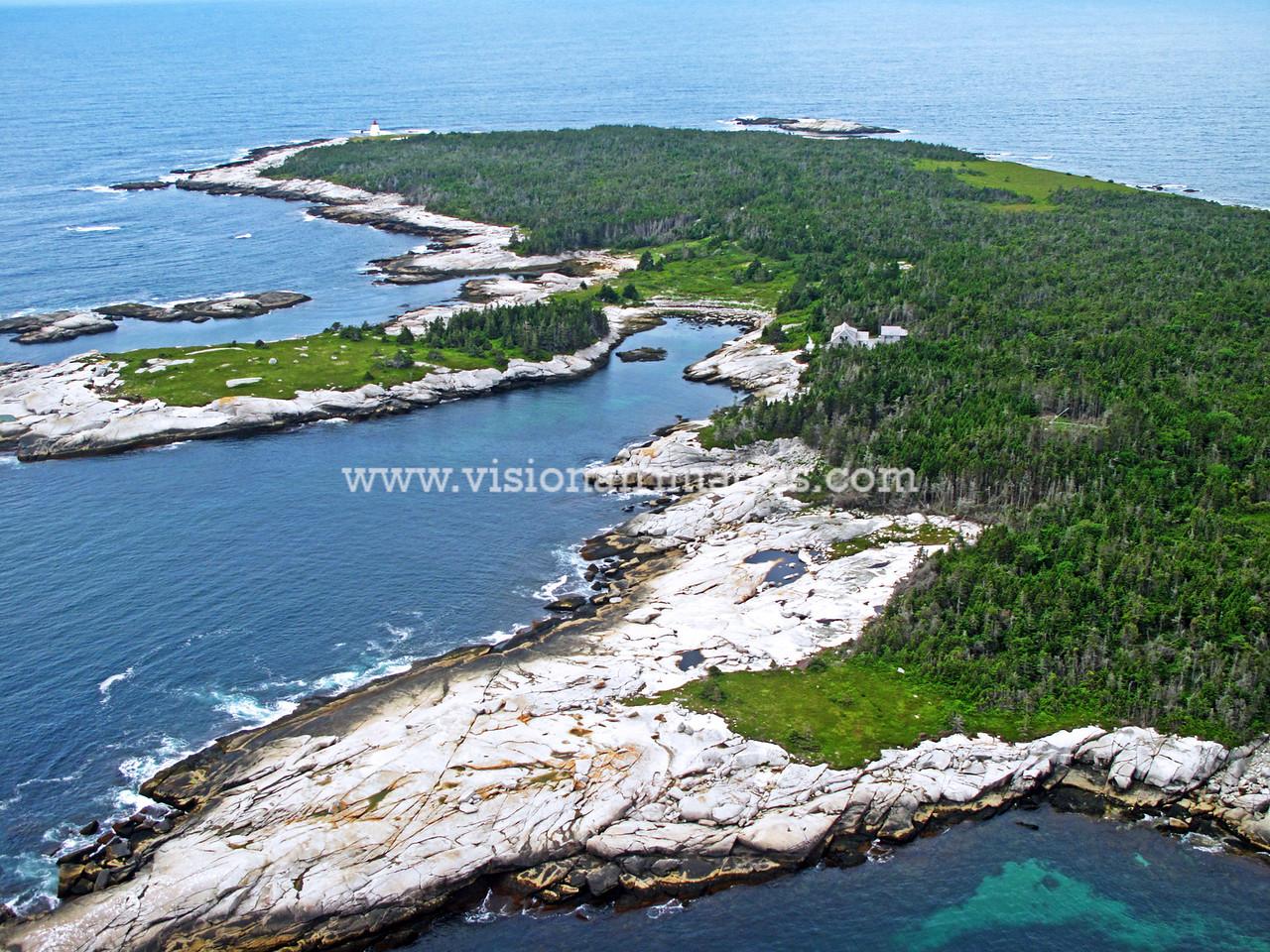 Betty's Island, Betty's Island Lighthouse, Propect, Lwr. Prospect, Lighthouse Route, Nova Scotia, Canada
