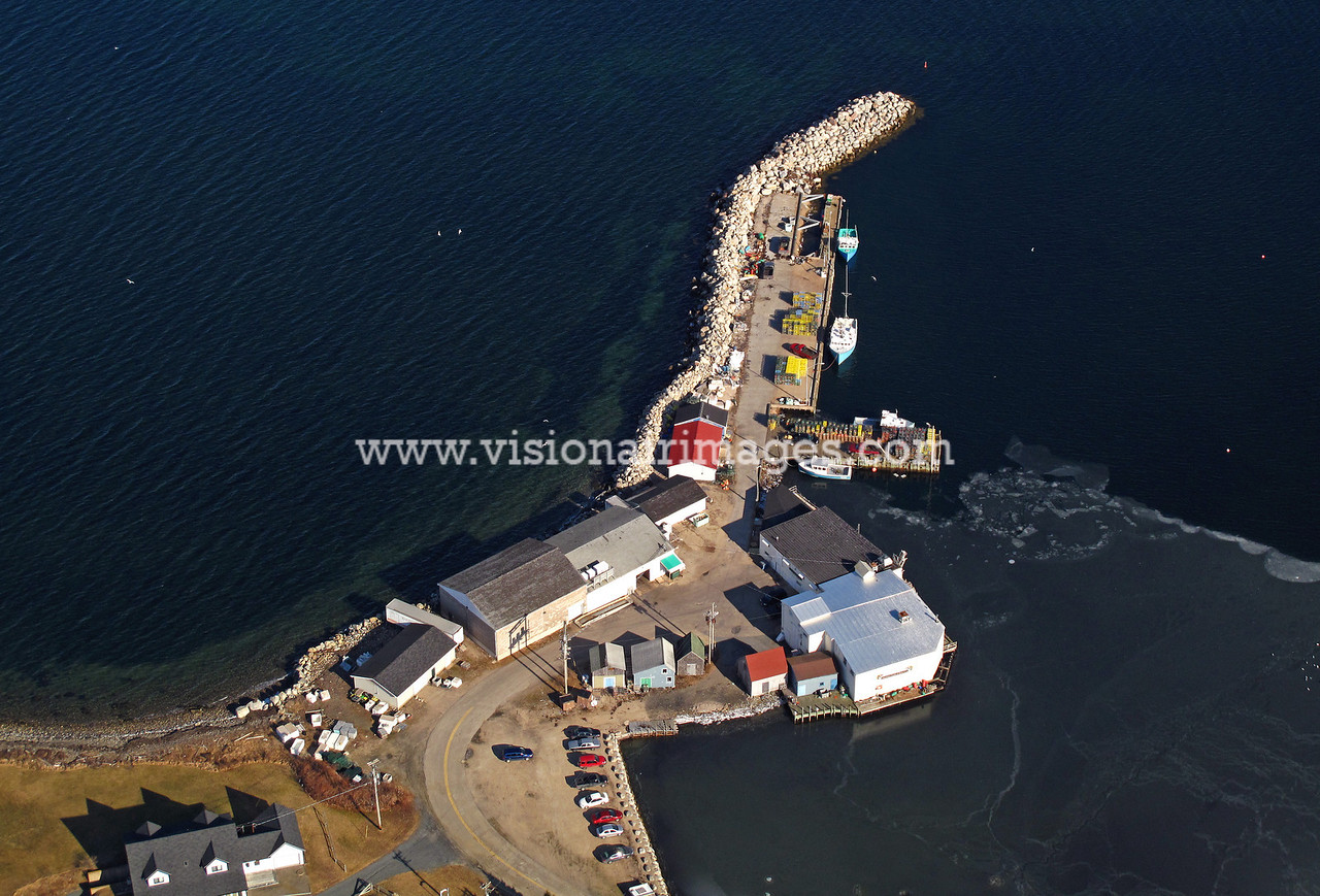 Blanford Government Wharf, Mahone Bay, Chester, Nova Scotia, Canada