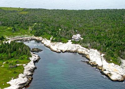 Betty's Island, Remote House, Prospect, Lwr. Prospect, Lighthouse Route, Nova Scotia, Canada