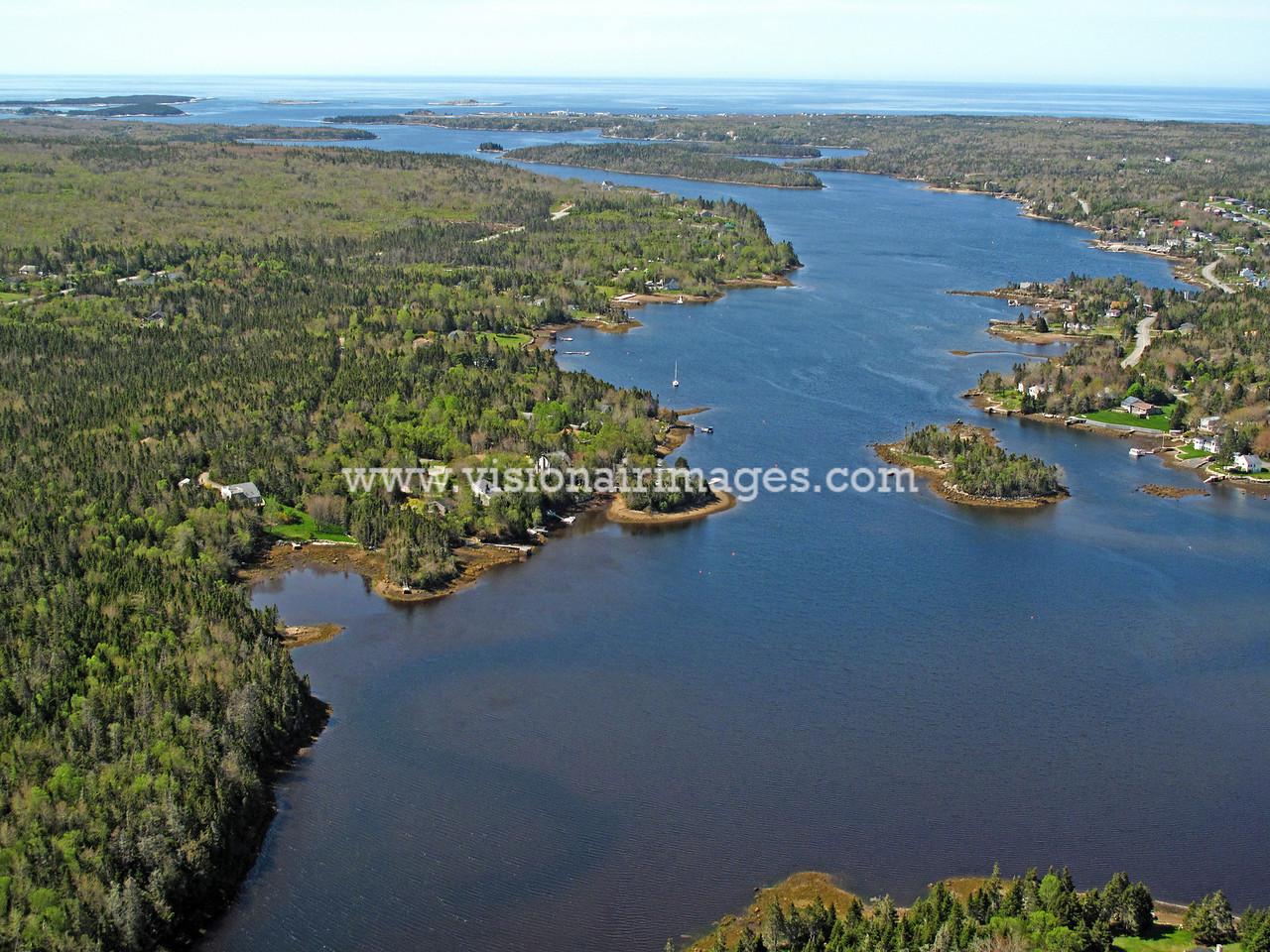 Prospect Bay, Halifax, Nova Scotia, Canada