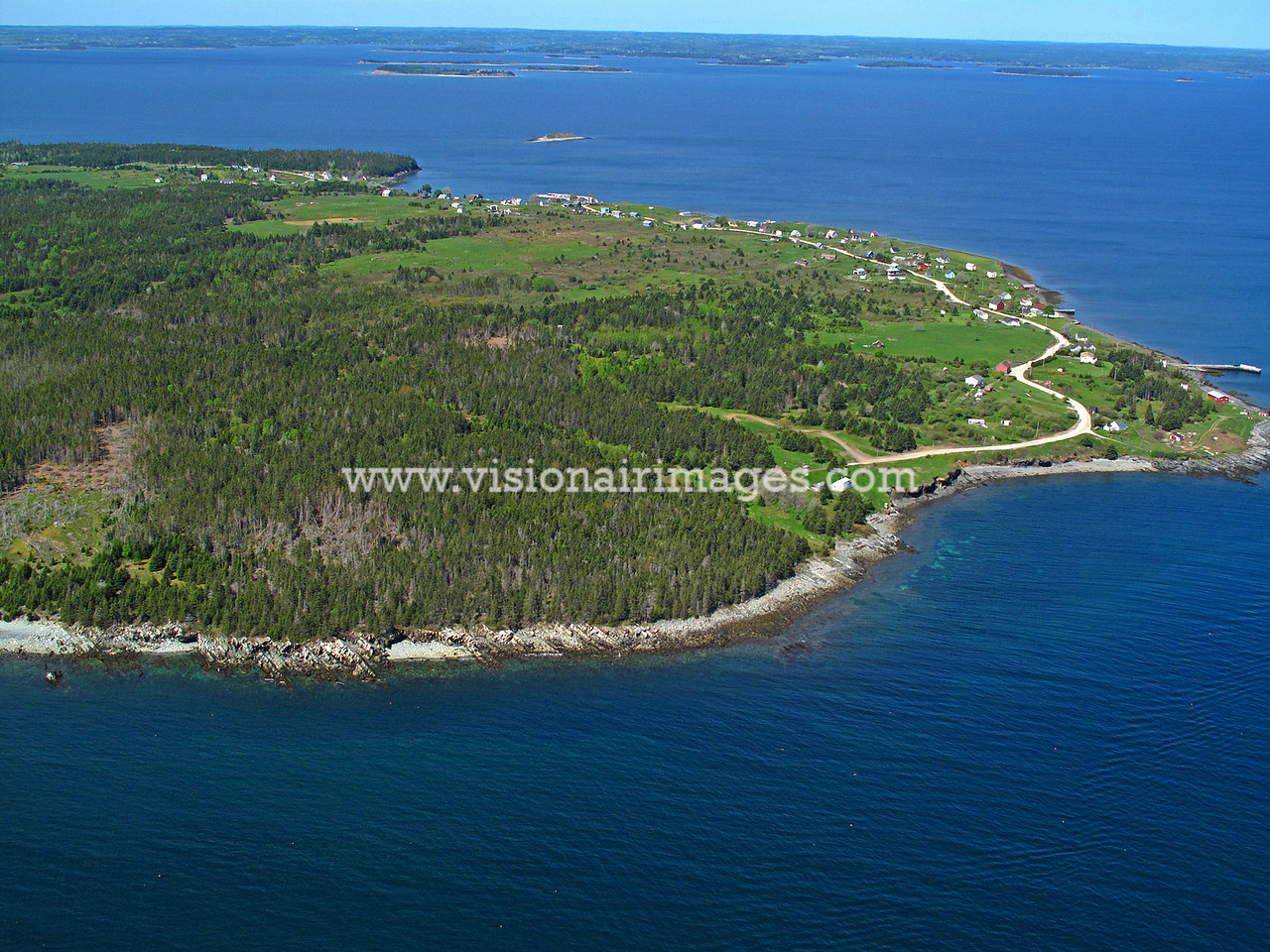 Big Tancook Island, Mahone Bay, Chester, Nova Scotia, Canada