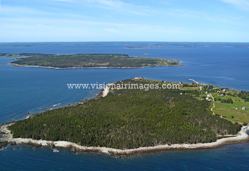 Little Tancook Island, Big Tancook Island, Mahone Bay, Nova Scotia, Canada