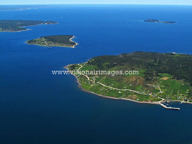 Big Tancook/ Little Tancook Island, East Ironbound Island, Nova Scotia, Canada