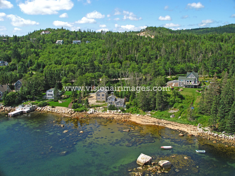 Near Boutliers Point, Head of St. Margaret's Bay, Haverstock, Coastal Cottage, Lighthouse Route, Nova Scotia, Canada