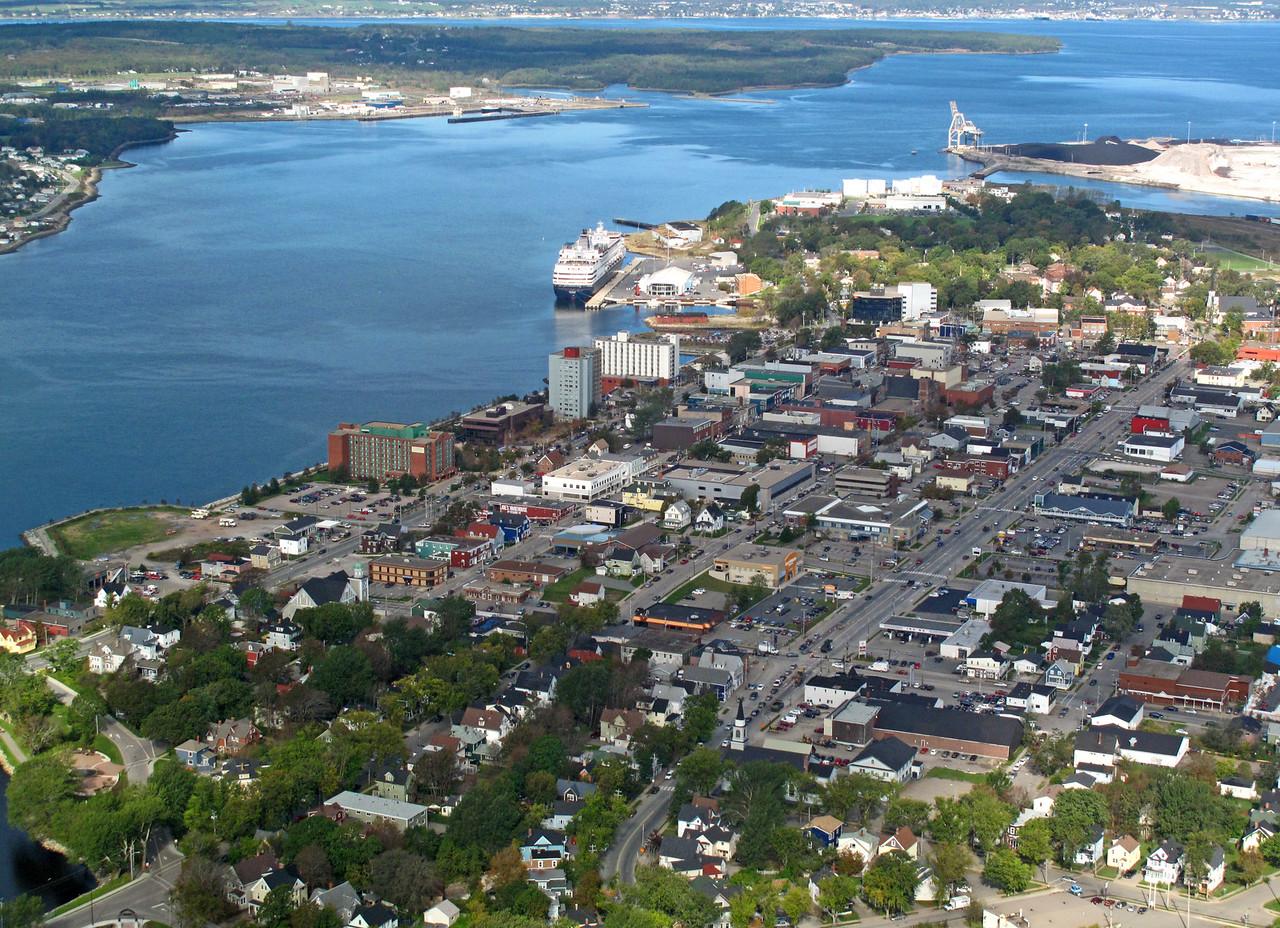 Tain St, Sydney, Nova Scotia, Canada