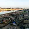Slums along the River, Ahmedabad