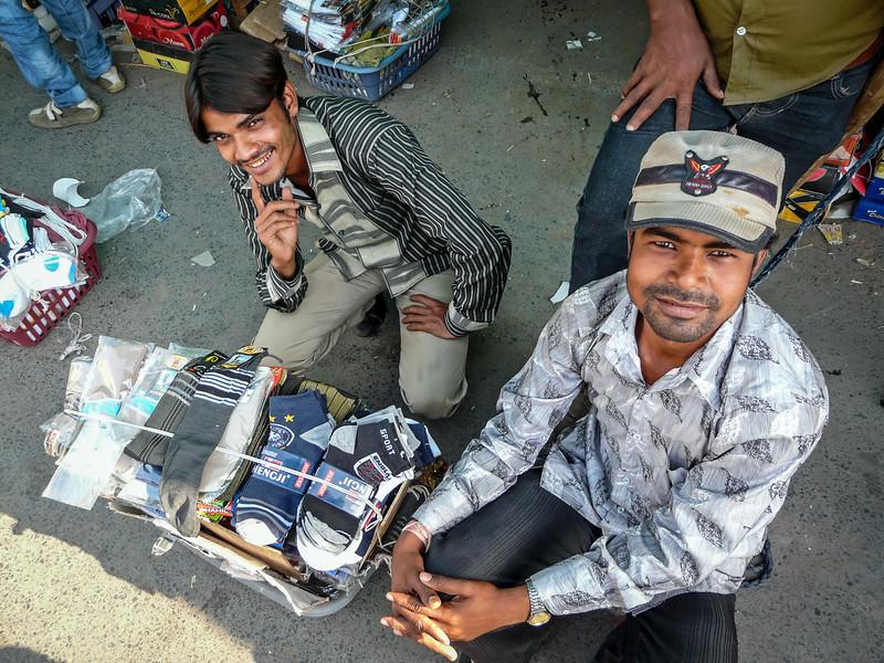 Sock Sellers, Ahmedabad