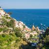 Positano in the Late Afternoon, Amalfi Coast, Italy