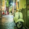 Alleyway Parking, Sorrento