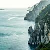 The Wild Cliffs, Amalfi Coast, Italy