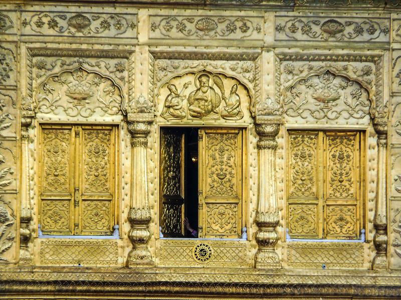 Windows of Gold, Amritsar