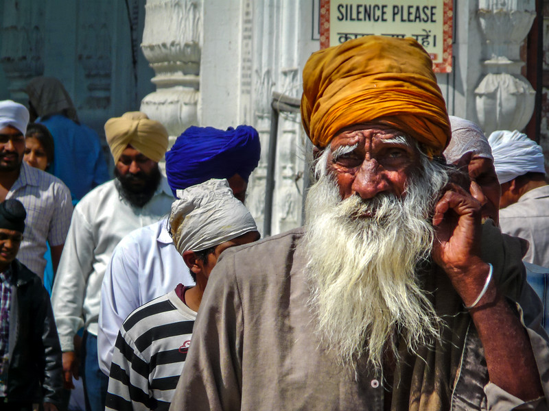 Silence Please, Golden Temple, Amritsar