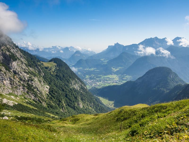 Germany from Austria, Salzburgerland