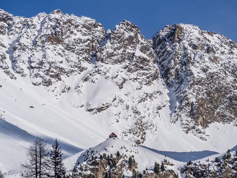 Anton-Renk-Hütte, Oberinntal, Austria