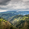 Storm Clouds over the Black Forest