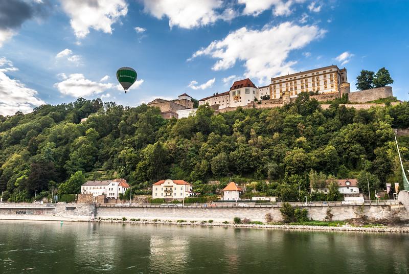 Rise Above the Danube, Passau