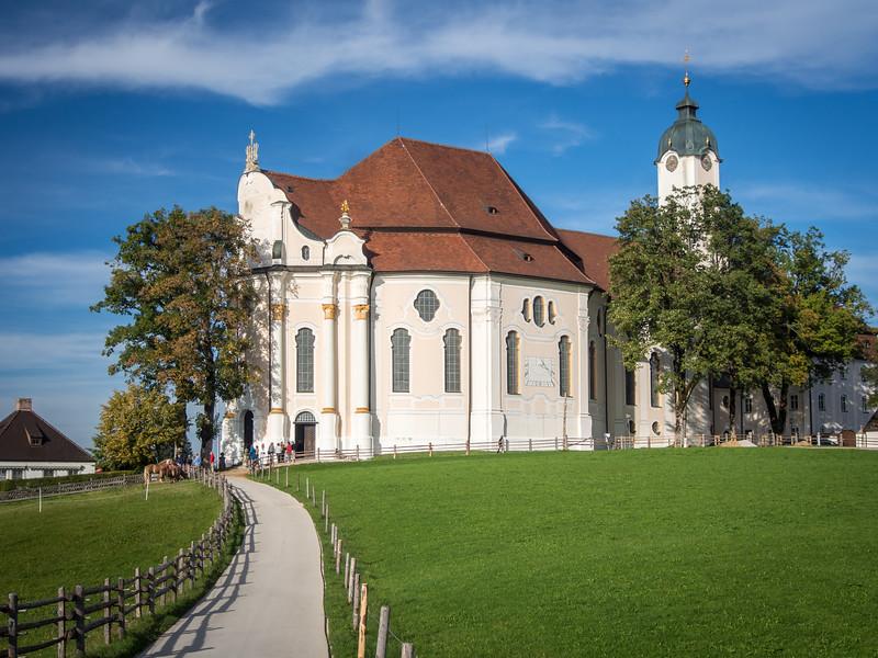 To the Wieskirche