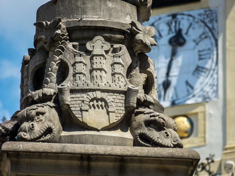 Set in Stone, Bratislava, Slovakia