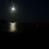 At night on the Isle of Wight August 2013